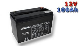 Trakční baterie Goowei AGM OTL100-12, 100Ah, 12V (E4781)