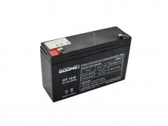 Staniční (záložní) baterie Goowei OT12-6, 12Ah, 6V (E5198)