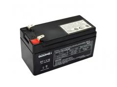 Staniční (záložní) baterie Goowei OT1,3-12, 1,3Ah, 12V (E5199)