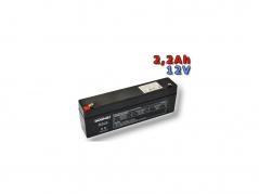 Staniční (záložní) baterie Goowei OT2,2-12, 2,2Ah, 12V (E5200)