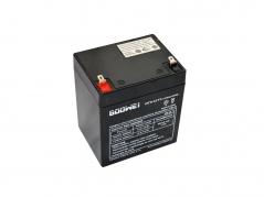 Staniční (záložní) baterie Goowei OT5-12, 5Ah, 12V (E5203)