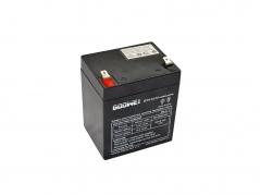 Staniční (záložní) baterie Goowei OT5-12, 5Ah, 12V (E5949)