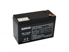 Staniční (záložní) baterie Goowei OT7-12, 7Ah, 12V (E4770)
