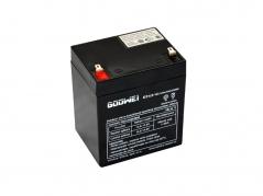Staniční (záložní) baterie Goowei OT4,5-12, 4,5Ah, 12V (E5202)