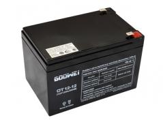 Staniční (záložní) baterie Goowei OT12-12, 12Ah, 12V (E4774)