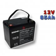 Staniční (záložní) baterie Goowei OTL85-12, 85Ah, 12V (E6137)