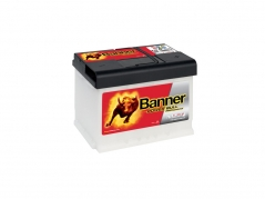 Autobaterie Banner Power Bull PROfessional P5040, 50Ah, 12V (P5040)