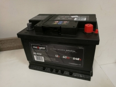 Autobaterie Maxgear 60Ah, 12V, 85-0112 (85-0112)