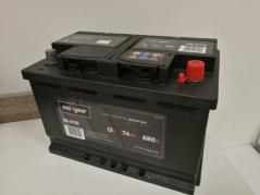 Autobaterie Maxgear 74Ah, 12V, 85-0115 (85-0115)