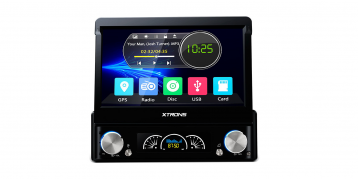 1 DIN autorádio Xtrons D719G (X_D719G)
