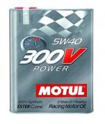Motul 300V Power 5W-40, 2L (103132)