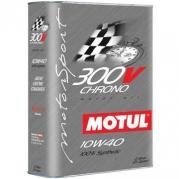 Motul 300V Chrono 10W-40, 2L (104243)
