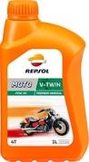 Repsol Moto V-Twin 4T 20W-50, 1L (RP168Q51)