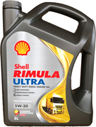 Shell Rimula Ultra 5W-30, 5L (550054434)