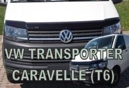 Kryt přední kapoty - VW Caravelle, Transporter T6, od r. 2015 --> (02145)