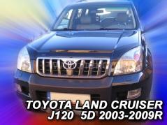 Kryt přední kapoty - Toyota Land Cruiser J120, 2003r. - 2009r. (02131)
