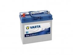 Autobaterie VARTA BLUE Dynamic 45Ah, 12V, 545158033 (545158033)