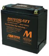 Motobatéria MOTOBATT MBTX20UHD 21Ah, 12V (YTX20L-BS)