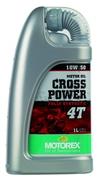 Motorex Cross Power 4T 10W-50, 1L (308241)