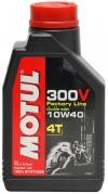 Motul 300V Factory Line 4T 10W-40, 1L (sk119 )