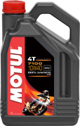 Motul 7100 4T 10W-40, 4L (104092 )