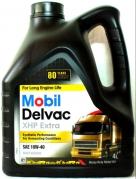 Mobil Delvac XHP Extra 10W-40, 4L (000552)