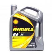 Shell Rimula R6 M 10W-40, 5L (000599)