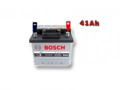 Autobateria BOSCH S3 0092S30010, 41Ah, 12V (0092S30010)