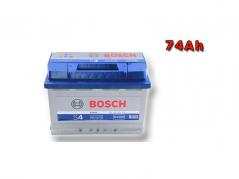Autobateria BOSCH S4 0092S40090, 74Ah, 680A, 12V (0092S40090)