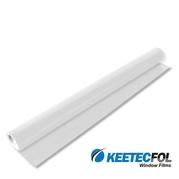 Prémiová privátna fólia KeetecFOL biela, matná WHITE PRO (TSS-WHITE PRO)