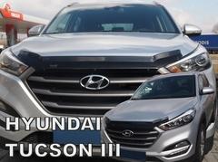 Kryt přední kapoty - Hyundai Tucson, od r.2015 (02144)