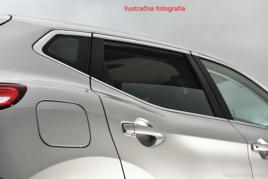 Sluneční clony na okna - MAZDA 2 Hatchback (2014-) - Komplet sada (MAZ-2-5-B)