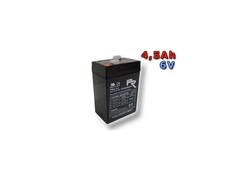 Staniční (záložní) baterie Goowei OT4,5-6, 4,5Ah, 6V (E5196)