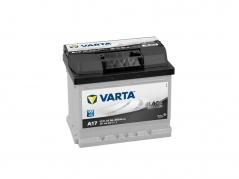 Autobaterie VARTA BLACK Dynamic 41Ah, 360A, 12V, 541400036 (541400036)