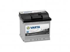 Autobaterie VARTA BLACK Dynamic 45Ah, 400A, 12V, 545412040 (545412040)