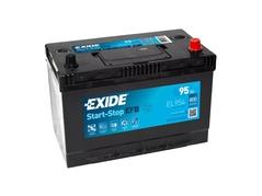Autobaterie EXIDE Start-Stop EFB 95Ah, 800A, 12V, EL954 (EL954)