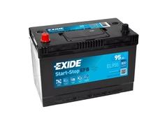 Autobaterie EXIDE Start-Stop EFB 95Ah, 800A, 12V, EL955 (EL955)