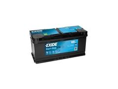 Autobaterie EXIDE Start-Stop EFB 105Ah, 950A, 12V, EL1050 (EL1050)