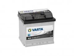 Autobaterie VARTA BLACK Dynamic 45Ah, 400A, 12V, 545413040 (545413040)