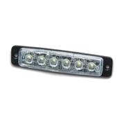 Pozičné výstražné LED svetlo, 12-24V, R65, oranžové 911F6-A (TSS-911F6-A)