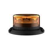 LED výstražný maják, 12LED, 12-24V, 3-bodový úchyt, R65, oranžový 911C12-A (TSS-911C12-A)