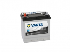 Autobaterie VARTA BLACK Dynamic 45Ah, 12V, 545079030 (545079030)