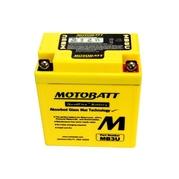 Motobatéria MOTOBATT MB3U, 3,8Ah, 12V (YB3L-B)