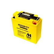 Motobatéria MOTOBATT MB5.5U, 7Ah, 12V (YB12A-A)