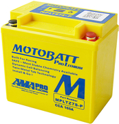 Motobatéria MOTOBATT MPLTZ7S-P, 2,2Ah, 12V (YTX4L-BS)