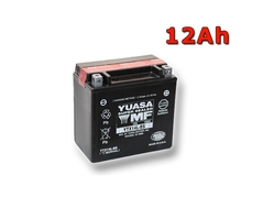 Motobatéria YUASA YTX14L-BS 12Ah, 12V (E4453)