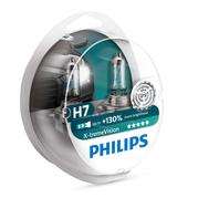 Žárovka Philips H7 12V 55W PX26d X-treme Vision + 130% 2ks (PH 12972XV+S2)