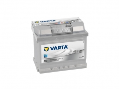 Autobaterie VARTA SILVER Dynamic 52Ah, 520A, 12V, 552401052 (552401052)