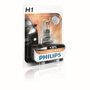 Žárovka Philips H1 12V 55W P14.5s Vision + 30% 1ks (PH 12258PRB1)