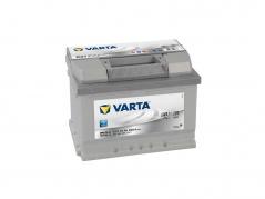 Autobaterie VARTA SILVER Dynamic 61Ah, 12V, 561400060 (561400060)